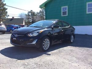 2016 Hyundai Elantra SUNROOF - ALLOY WHEELS - FOG LIGHTS - A/C -