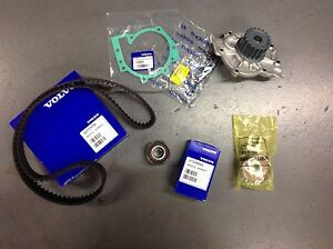 Genuine Volvo D5 Timing Belt Kit With Water PumpV70/S60/XC90/XC70