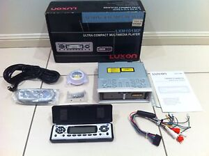 LUXON Marine CD/MP3 Ultra Compact Multimedia Player With Contoller Calamvale Brisbane South West Preview