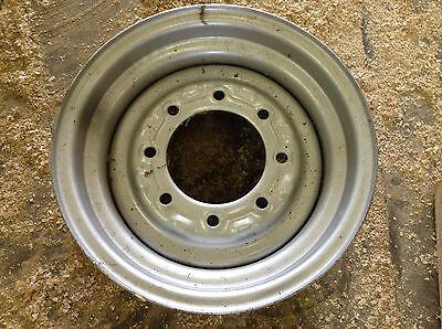 389988r91 - A New Front Wheel Rim For A Farmall 706 756 806 826 1206 Tractor