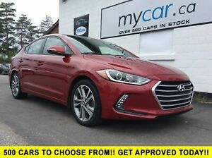 2017 Hyundai Elantra GLS SUNROOF, HEATED SEATS, ALLOYS, BACKU...