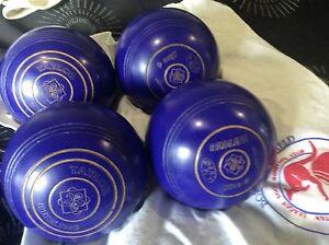 Lawn bowls Taylor redline wb16 Werrington County Penrith Area Preview