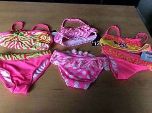 Brand new with tags 2t bathing suits