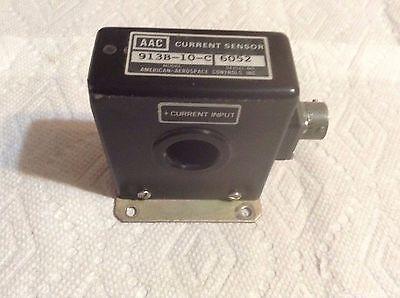 Aac 913b-10-c Dc Current Sensor 10a 28vdc