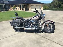 2007Harley Davidson Heritage Softail Classic FLSTC 1584cc Kendall Port Macquarie City Preview