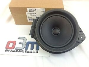 Front door speakers ebay for 04 chevy silverado door speakers