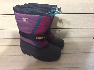 Youth Size 1 Sorel Boots