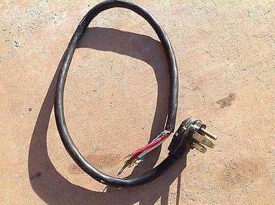 4 FT~ 4 Prong ~ Electric Dryer or  Welder Cord- 120V/250V 50A. AP203