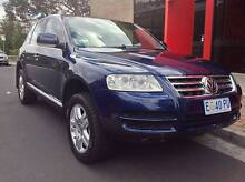 Volkswagen Touareg V8 Luxury - 4XMOTION Hobart CBD Hobart City Preview