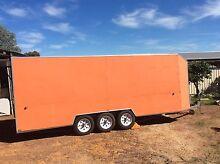 Enclosed car trailer Wongan Hills Wongan-Ballidu Area Preview