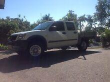 2003 Holden Rodeo 4x4 Yeppoon Yeppoon Area Preview