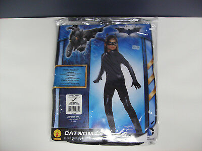 BATMAN THE DARK KNIGHT CATWOMAN CHILD HALLOWEEN COSTUME SMALL