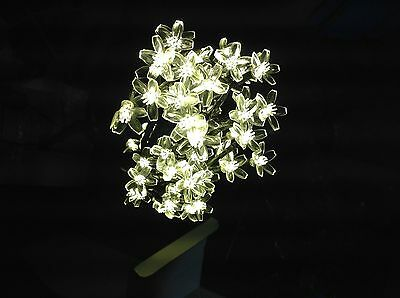 NEW LED Lights Cherry Blossom Tree Desk Decor Centerpiece Gift Floral Office - Cherry Blossom Centerpieces