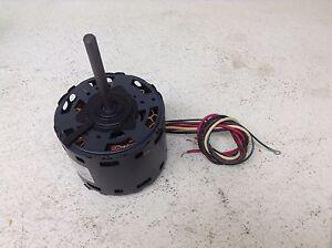 Ao smith f48sj6ma54b1 fan motor 1 3 hp 115 v 48y 1050 rpm for Ao smith 1 2 hp motor