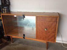 Craftsman made Tasmanian glass cabinet West Hobart Hobart City Preview