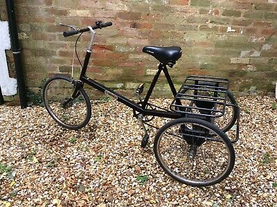 Pashley Picador Tricycle for repair or spares.