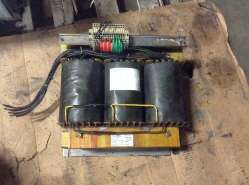 Elsund ABB 30280-901 BBCB 8.6 kVA 3 Phase Transformer (TSC)
