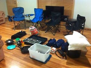 Camping Equipment Package Werribee Wyndham Area Preview