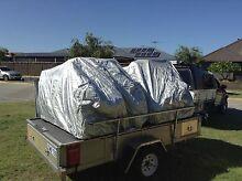 Yamaha Raptor 350 X 2 and trailer Malaga Swan Area Preview