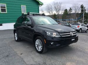 2016 Volkswagen Tiguan WOW ONLY 39KM! - TSI AWD - PANO ROOF - AL