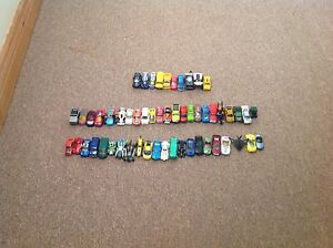 Hot wheel collection