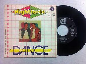 vinile-45-giri-NIGHT-FORCE-DANCE-NUOVO-D-039-EPOCA