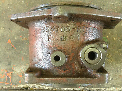 364706r11 -a New Housing For An Ih 300 Utility 330 Utility 350 Utility Tractor