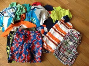 Boys 4t summer clothes