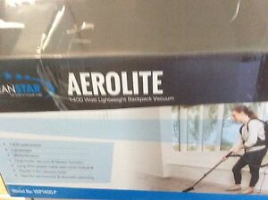 Aerolite backpack vacuum cleaner Werrington Penrith Area Preview