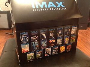 IMAX ultimate collection 20 DVD negociable
