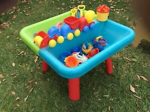 Water/Sand Play Table  -  VERY STRONG