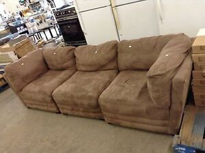 HfH ReStore WEST - 3 piece sectional