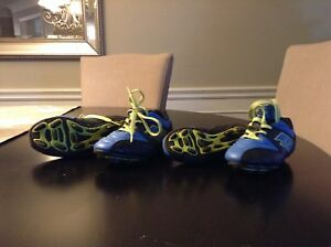 Kids Soccer shoes excellent condition sizes 12 and 9