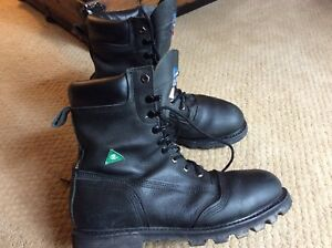 Gore-Tex J.B. Goodhue Workwear Boots CSA Size 10EE