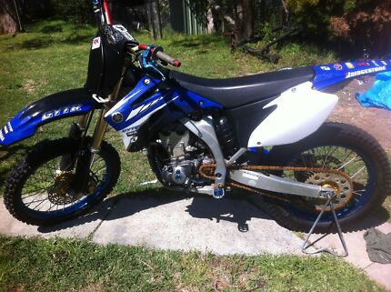 For swap yz450 08 model  Cardiff Lake Macquarie Area Preview