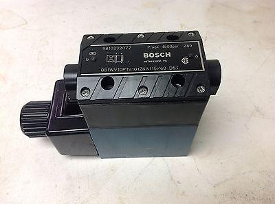 Bosch Hydraulic Directional Control Valve 9810232077