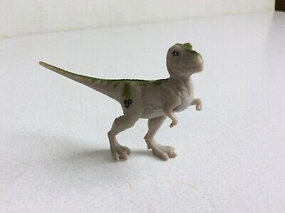 JURASSIC PARK The Lost World T-REX HATCHLING Figure, Ian Malcolm Accessory 1996