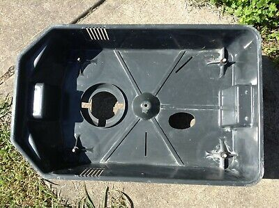 Thermax Extractor Heated Carpet Cleaner Cp-3-2 Parts Base With Casters