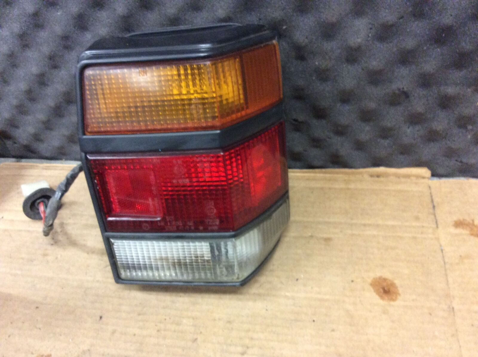 Used Subaru Justy Parts For Sale 1992 Engine Rare 1987 1988 Right Passenger Side Tail Light Nice