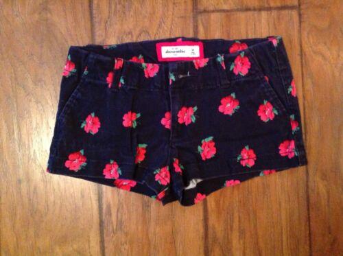 Girls Abercrombie shorts Size 14