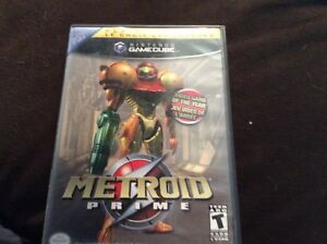 Metroid Gamecube