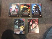 Fullmetal Alchemist Brotherhood the complete series Mount Dandenong Yarra Ranges Preview