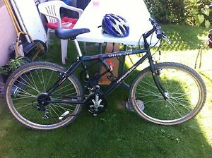 Specialised barely used mountain bike