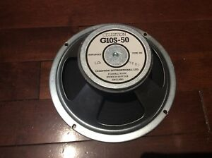 "Celestion G10S-50 10"" guitar speaker"
