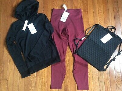 NWT ~ Fabletics 3 Piece Outfit ~ Small
