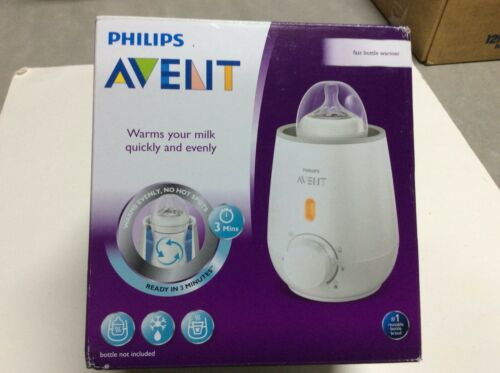 Philips AVENT Fast Baby Bottle Warmer Works Perfect