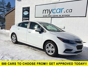 2018 Chevrolet Cruze LT Auto POWER SUNROOF, BACK UP CAM, HEAT...