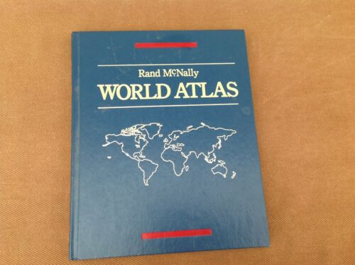 1995 Rand McNally World Atlas