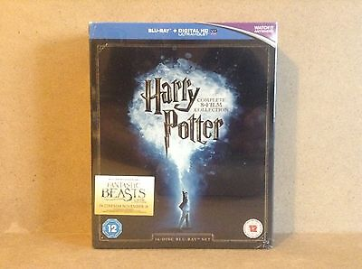 Harry Potter - the complete collection 2016 Edition (Blu-ray) *BRAND NEW*