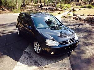 2008 VW Golf Turbo Diesel Macquarie Links Campbelltown Area Preview